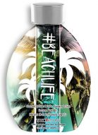 Beachlife Coconut Infused Dark Tanning Lotion With Passion Fruit & Hibiscus Skin Darkening Agents This dark tanning elixir utilizes seaweed, passion fruit & hibiscus to help tighten, tone and perfect your beach body. If you have wanderlust for ocean waves and sunny rays, then get lost in the intoxicating #BeackLifeTM.