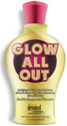 Glow All Out Airbrush Mattifying BB Cream Dark Bronzer This Double Dip approved formula creates envy worthy results with its BB cream airbrush finish, coupled with color correcting, contouring agents, cellulite fighters, and tan extending technologies. Formulated for those who don't want to turn heads, but for those who want to break necks...Glow, baby glow!